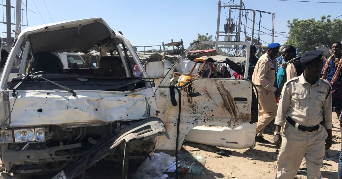 At least 73 killed, 50 wounded in truck bomb blast in Somalia's capital