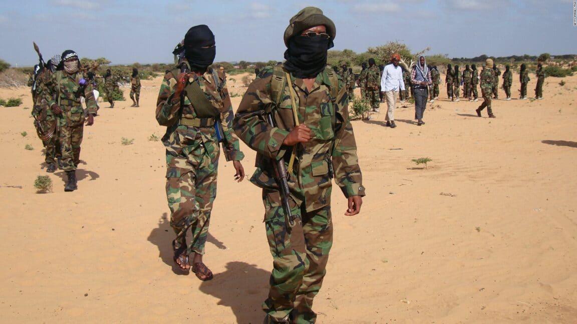 Al Shabaab Militants. [Courtesy]