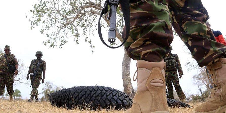 Budget cut signals gradual KDF Somalia withdrawal