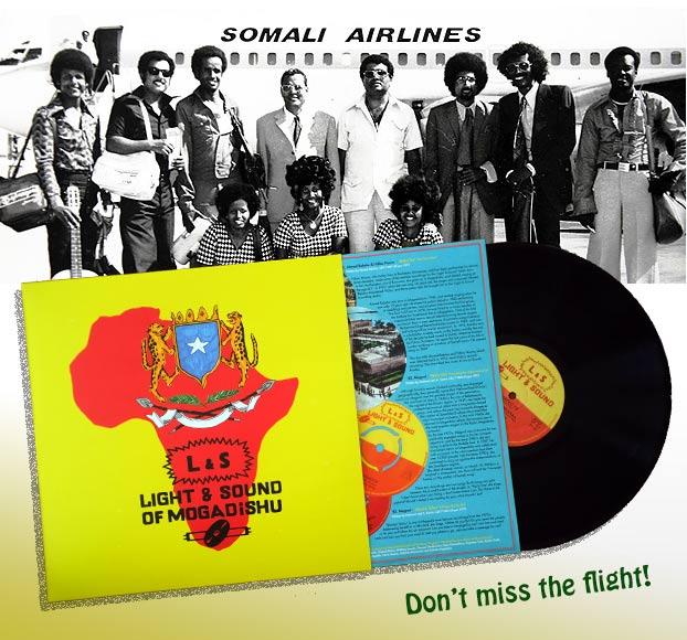 Funky Mogadishu: The Music of Somalia's Disco Era