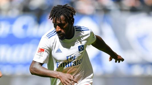 Hamburg's former refugee named in Gambia squad