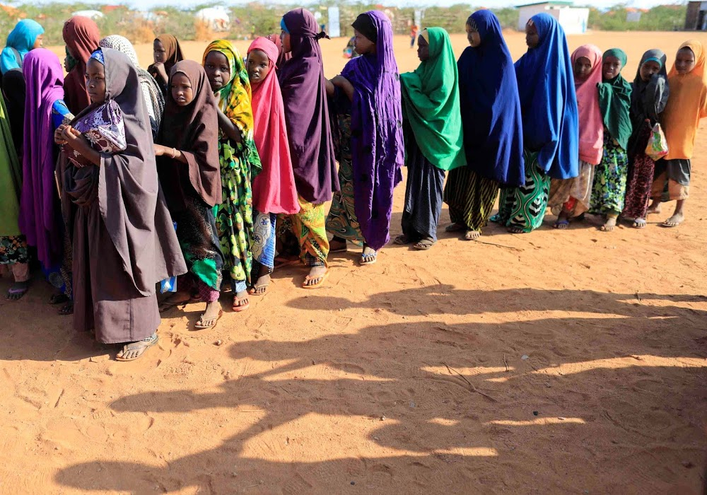Somali girls face double threat: Covid-19 and genital mutilation