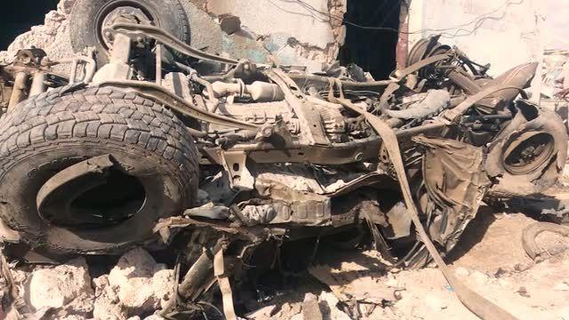Somalia suicide car bomb attack rocks capital, leaving at least 76 dead