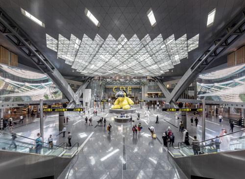 Record 38.7 million passengers use Doha gateway in 2019