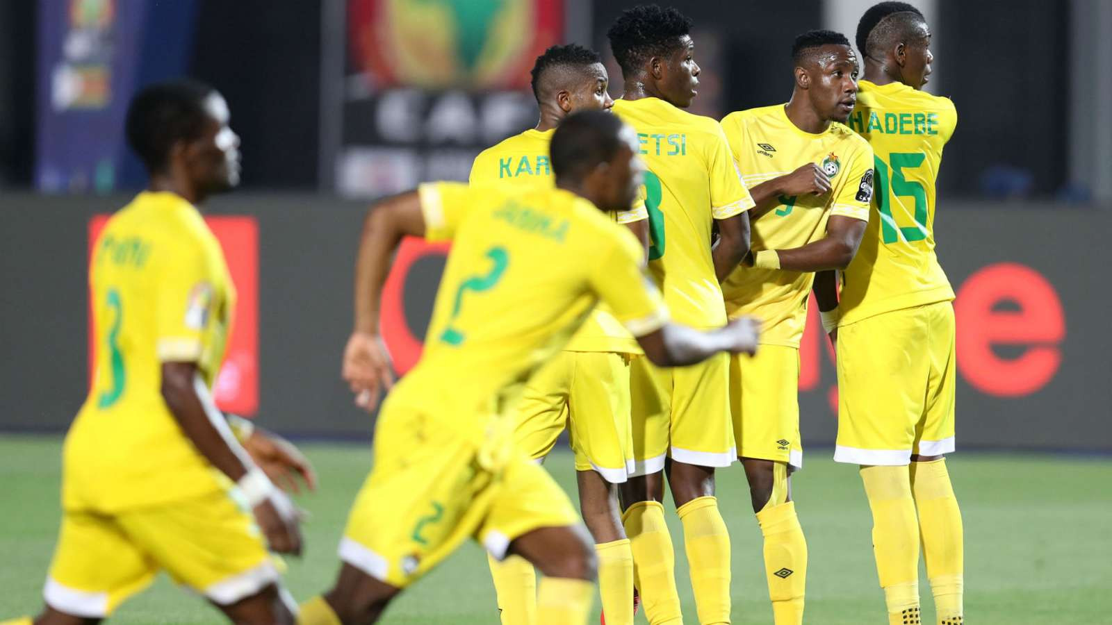 African World Cup qualifying: Somalia stun Billiat-less Zimbabwe