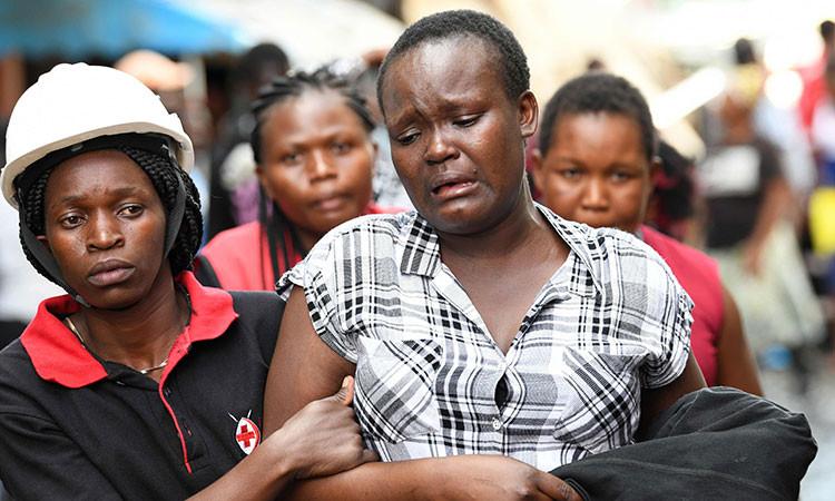 Three teachers killed near Kenya's Somalia border in a suspected militant attack