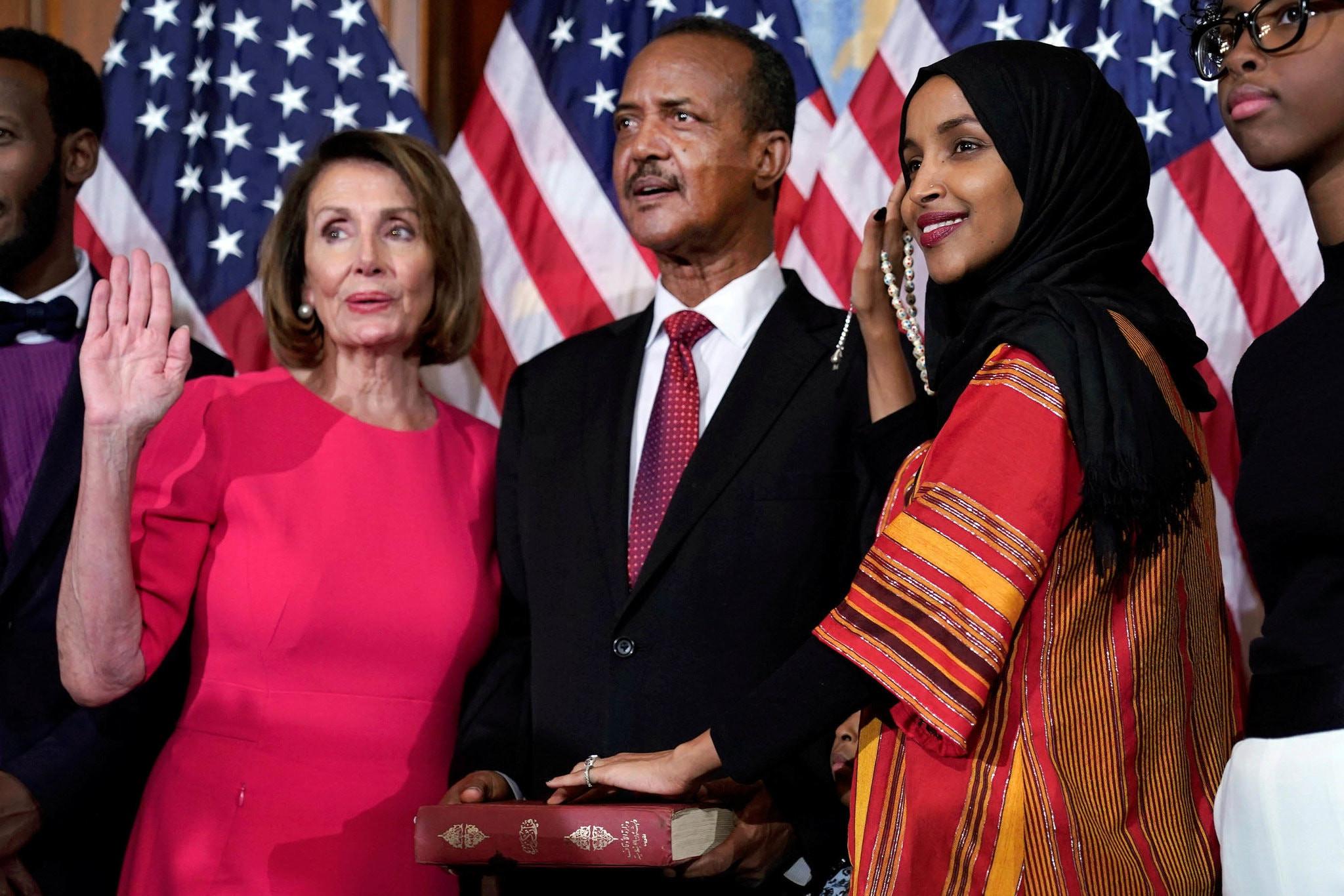 Congresswoman Ilhan Omar's Father Dies of Coronavirus last night