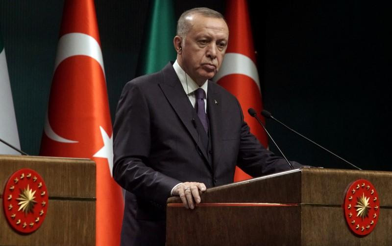 Erdogan says Somalia has invited Turkey to explore for oil in its seas