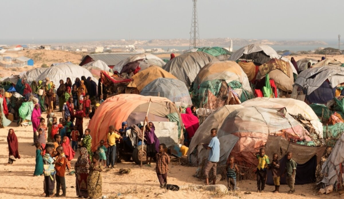 Somalia's COVID-19 Response: Internally displaced people especially at risk