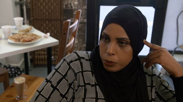 Zainab Nur said people in the Somali community were being victimised
