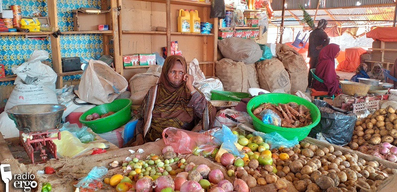 Galkayo fresh fruit sellers go out of business as floods halt supplies from southern regions