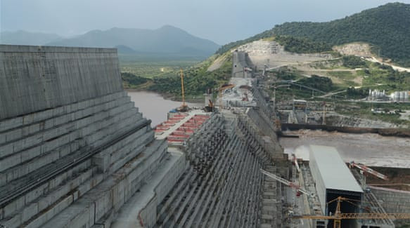 Egypt, Ethiopia, Sudan resume talks over disputed Nile dam
